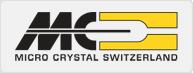 Micro Crystal Logo